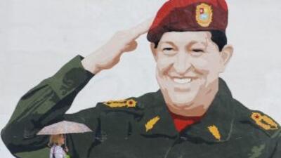El presidente de Venezuela, Hugo Chávez, llamó a sus seguidores a no sub...