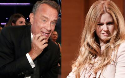 Tom Hanks y Amy Adams no aspiran al Oscar en el 2017, aunque por error d...