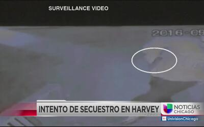 Intento de rapto a una mujer en poblado de Harvey