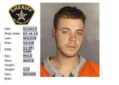 Jacob Wilson (Departamento de Policía de Waco).