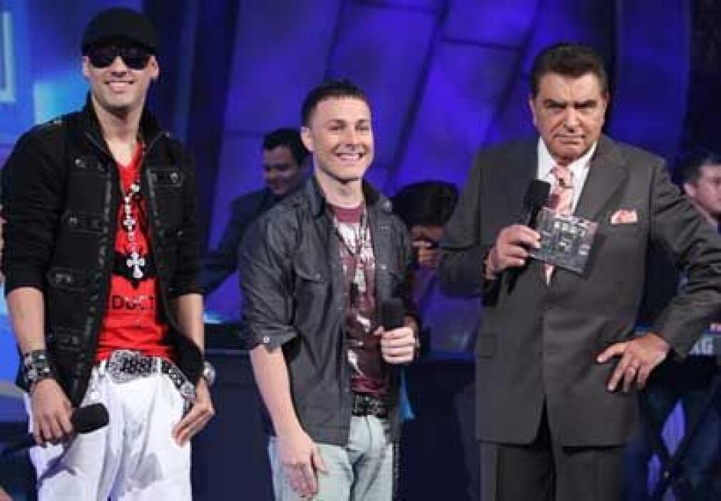Magnate y Valentino seguirán dándole a fuerza al reggaeton con su estilo...