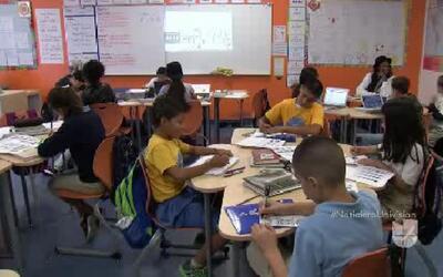 Buscan traer de vuelta la educación bilingüe a las escuelas de California