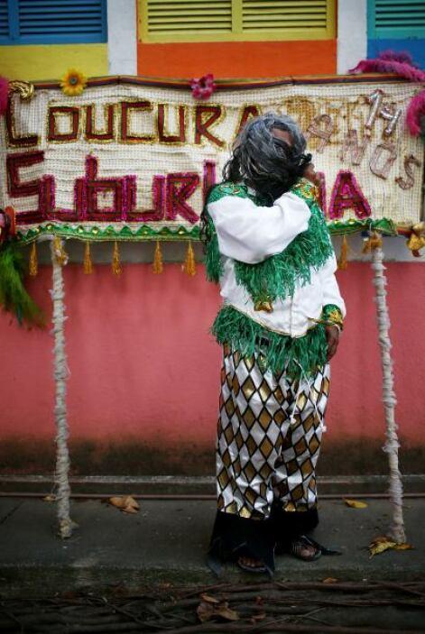 En el nordeste del país tres ciudades compiten por albergar el carnaval...