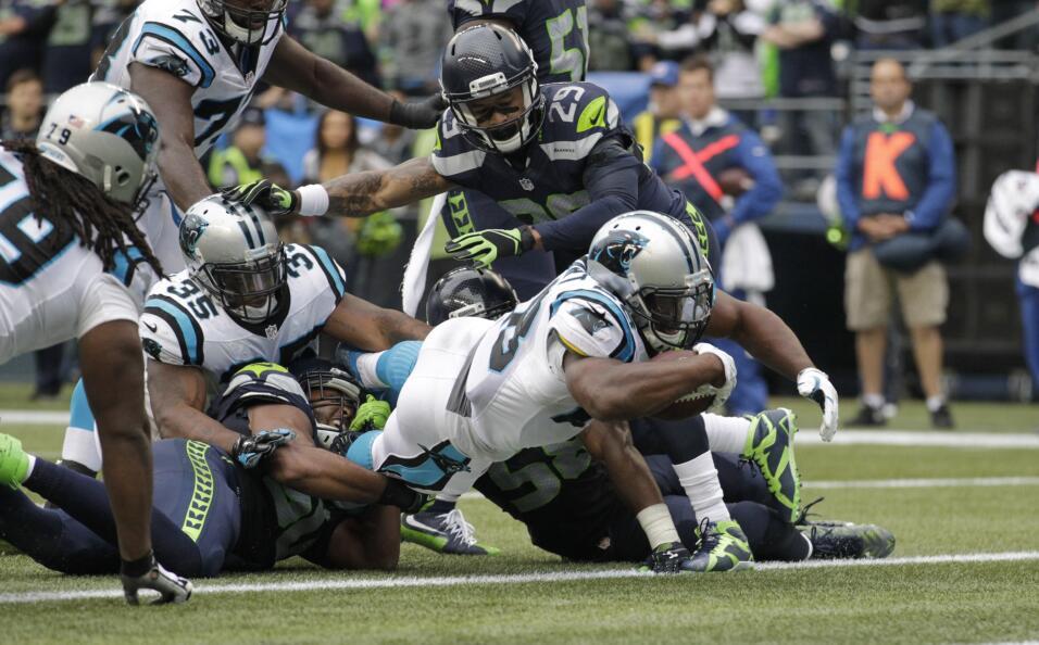 Los Carolina Panthers dieron una gran sorpresa en la semana 6 al vencer...