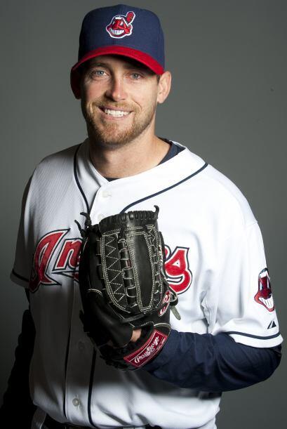 Mitch Talbot también se ganó un  lugar en la rotación de los de Cleveland.