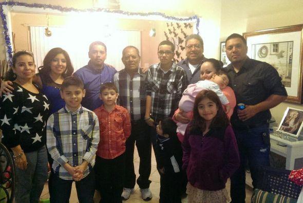 Nuestros televidentes compartieron fotos de sus celebraciones de Nochebu...