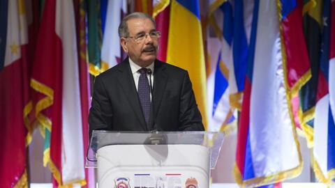 Presidente de República Dominicana pide ayuda a EEUU, México y Colombia...