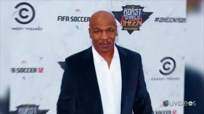 Mike Tyson, agredido sexualmente de niño