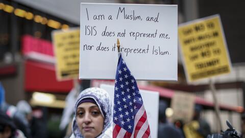 La comunidad musulmana pide paz y respeto en su fiesta religiosa