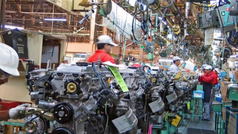El motor 10 millones fue un modelo HR16 transmisión CVT, que será ensamb...