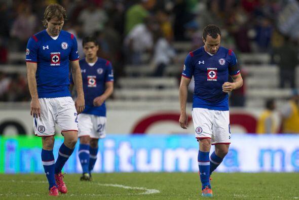 Cruz Azul será una de las decepciones del torneo, los cementeros volverá...