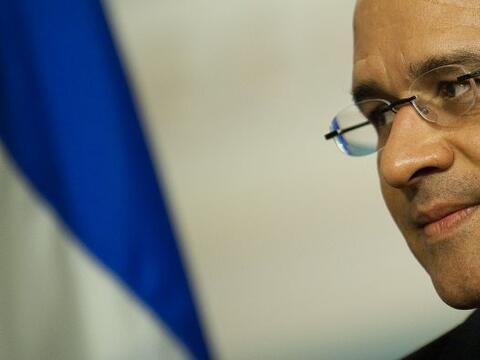 El presidente Mauricio Funes alcanzó su más baja calificación de popular...