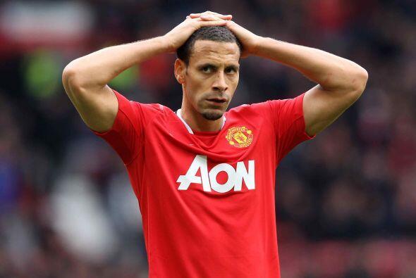 Caras de tristeza en todo el plantel del United.