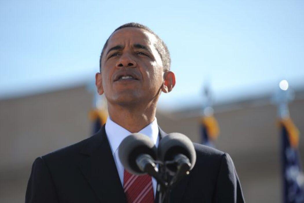 """En su discurso radiofónico de los sábados, Obama dijo que """"a menudo hay..."""
