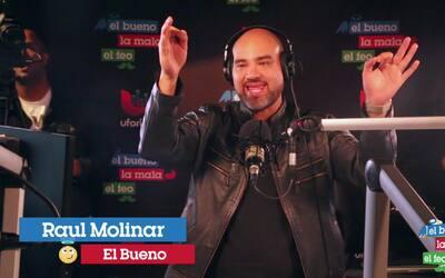 Zoe Saldaña le dio una chachetada al Feo durante su entrevista
