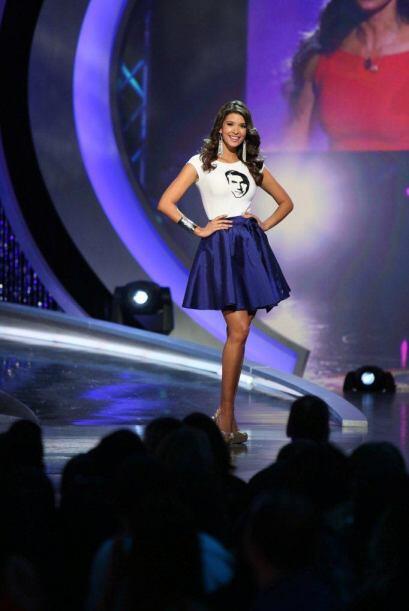 La colombiana Carolina Betancourth se ha desempeñado muy bien.