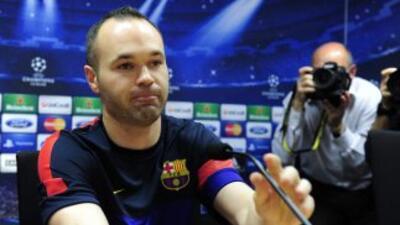 Iniesta se sumó a los detractores del paso de Mourinho por la entidad ma...