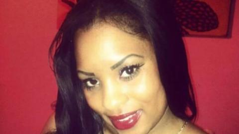 Ashley McDuffie, de 27 años, había sido reportada como desaparecida por...