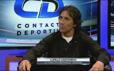 Lupillo Castañeda cuenta sus memorias
