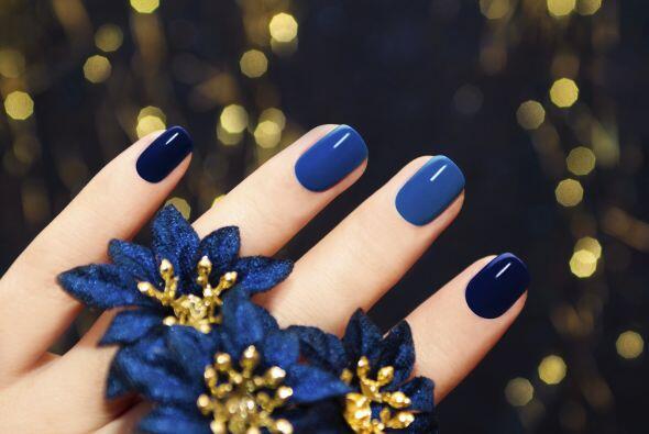 Azul profundo. Esta temporada, el azul es el nuevo negro. Opta por tonos...