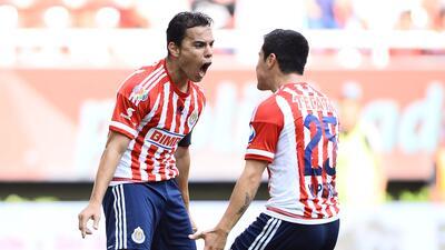 Guadalajara 2-1 Querétaro: Almeyda debuta con el pie derecho con Chivas