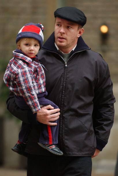 Rocco es el hijo de Madonna con Guy Ritchie. El chiquito nació el...