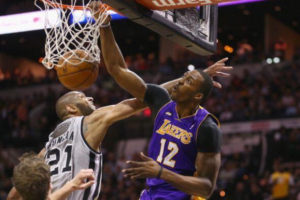 Spurs vs Lakers