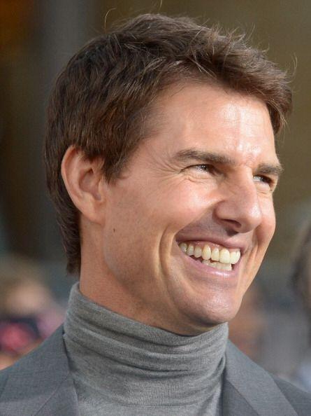 Años atrás Tom Cruise ¡tuvo una sonrisa espantosa! q...