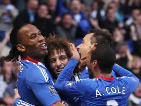 De la mano de un gran esfuerzo y juego de equipo el Chelsea sacó...