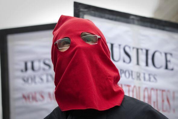 La corte francesa sentenció a la Iglesia de Cienciología en el año 2011...