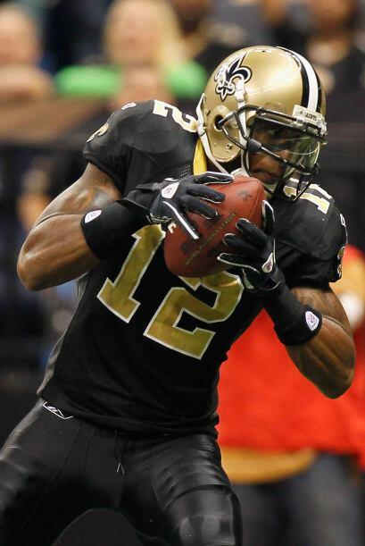 53. Marques Colston (receptor abierto - New Orleans Saints)