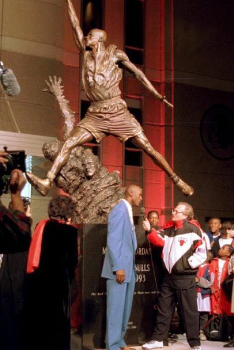 El advenimiento de la 'Jordamanía' en la década de 1990 propició más rec...