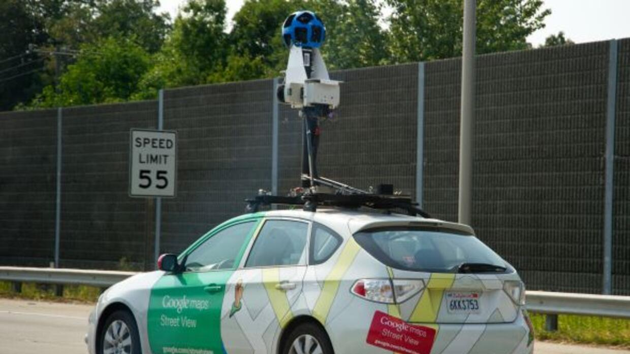 Los autos de Google Street View recogieron datos personales por accidente.