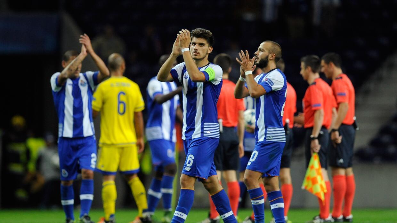 Porto cerca de la final de Copa