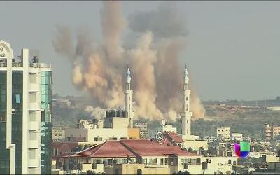 Israel y Hamás reanudan los ataques