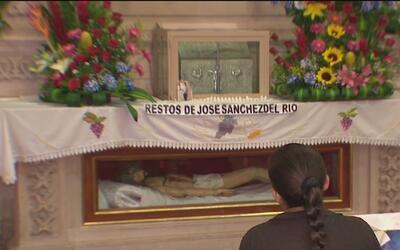 Canonización de Joselito es la confirmación para sus creyentes que este...