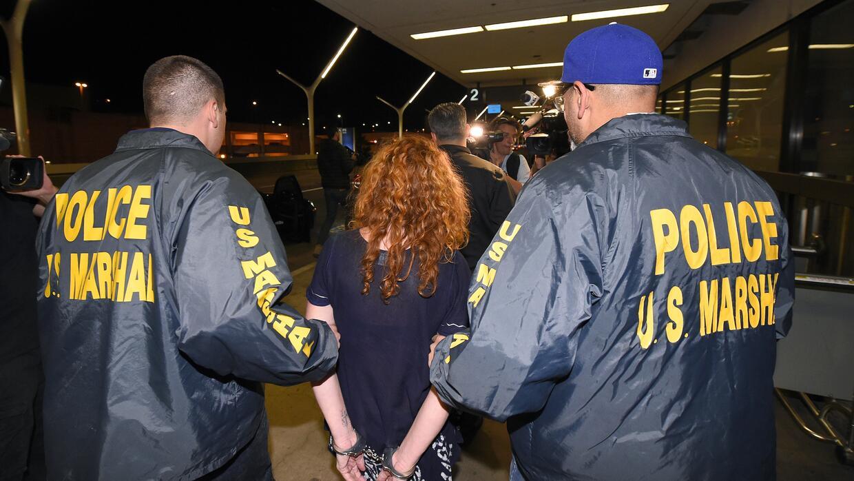 Tonya Couch, madre de Ethan Couch, deportada desde México