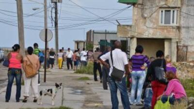 El terremoto de 4,9 grados registrado en Cuba se sintió de forma leve en...