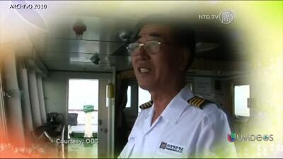 El capitán del ferry había dicho años atrás en un promocional que el via...