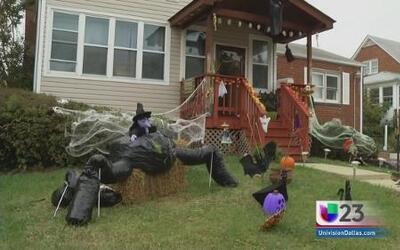 Mucha precaución en este Halloween