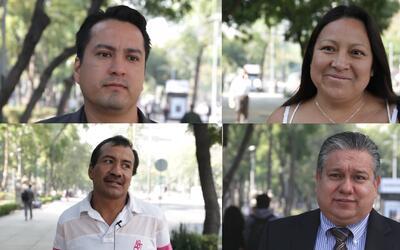 Entre la preocupación y el alivio, así reciben los mexicanos la cancelac...