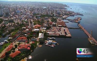Conociendo Brasil: Manaus