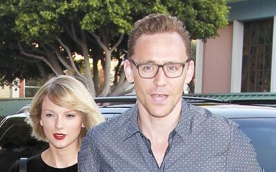 Taylor Swift y Tom Hiddleston en plena 'date'.