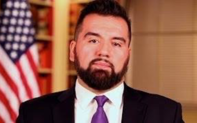 Miguel A. Ayala, director de comunicaciones de Nevada para Hillary for A...