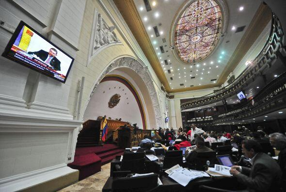 La Asamblea Nacional aprobó el pasado viernes la Ley Habilitante...