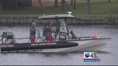 Dolor tras ahogamiento de un niño de seis años y tres adultos en lago de...