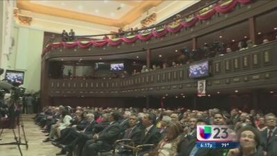 Oposición asegura su mayoría en la Asamblea Nacional venezolana