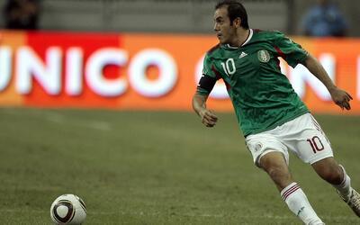 Cuauhtémoc contó que no fue al Mundial 2006 porque dijo las cosas de fre...