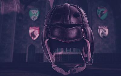 Harry Potter y el casco secreto de la NFL