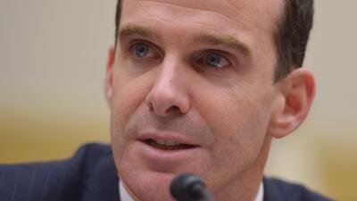 Brett McGurk, responsable de EEUU en lucha contra ISIS